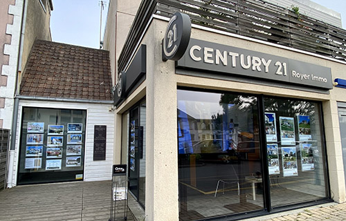 Agence immobilière CENTURY 21 Royer Immo, 50230 AGON COUTAINVILLE